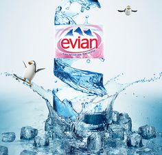 Evian- life campaign face -02
