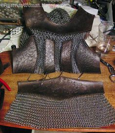 How to make Lagertha's costume .The Austrian Woman: Lagertha