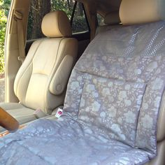Amazing Designer Car Seat Cover U0026 Auto Seat Cover For Use By ComfyCar