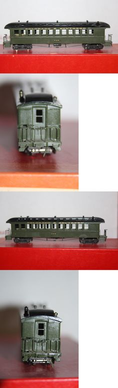 Passenger Cars 80997: Hon3 Brass Colorado And Southern #148 Coach Car By Soho -> BUY IT NOW ONLY: $135 on eBay!