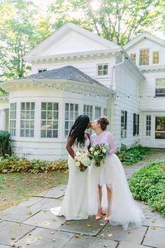 future lesbian wedding