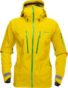 Norrona lofoten Gore-Tex Pro Jacket (W), B.A. backcountry ski jacket