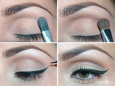 Unbelievably flawless cat-eye.