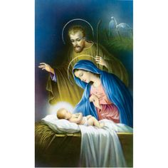 christmas holy pictures | St. Andrew Novena Holy Card - Christmas Prayer-Leaflet Missal