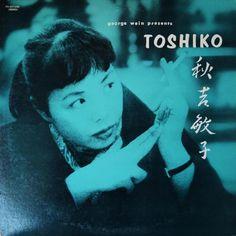 [294-365] Toshiko Akiyoshi - The Akiyoshi Trio (1954)