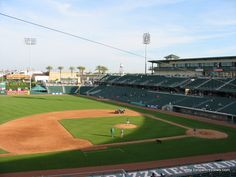 Chukchansi Park - Fresno, CA Home of the Fresno Grizzlies, AAA affiliate of the Houston Astros.