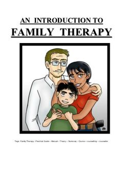 Family therapy - counselling techniques::: a good reminder