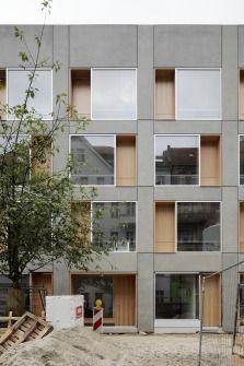 ze511, Baugruppenprojekt Zelterstraße 5-11 - heinze.de