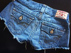 True Religion Denim Shorts Size 26 Retail Price 185.00 | Clothing, Shoes & Accessories, Women's Clothing, Shorts | eBay!