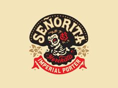 Logo for Elevation Beer Co. Horchata Spiced Imperial Porter