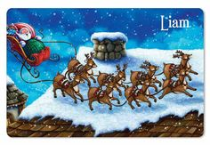 A special personalized kids' puzzle sure to make your heart melt this holiday! Customize a Night Before Christmas puzzle today. Christmas Puzzle, Christmas 24, Christmas Projects, Before Christmas, Personalized Books For Kids, Personalized Puzzles, Personalized Christmas Gifts, Holiday Gift Guide, Holiday Gifts