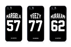 LES (ART)ISTS iPhone 5 Cases