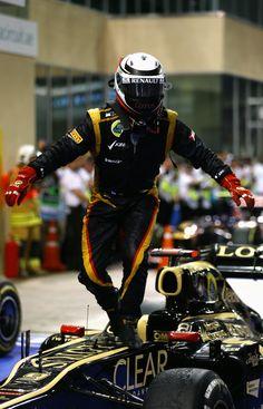 Kimi Raikkonen 2012