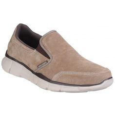 Skechers Equaliser Mind Game Memory Foam Slip On Brown Shoes Baskets, Mind Games, Mens Trainers, Brown Shoe, Skechers, Memory Foam, Slip On, Shopping, Shoes