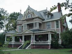Carmichael Mansion  Jackson, Georgia