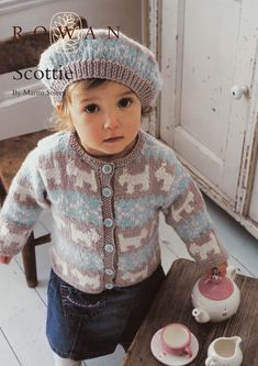 Scottie by Martin Storey on the LoveKnitting blog