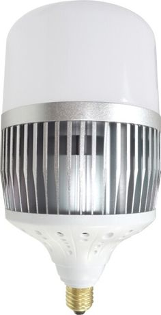BECUL LED E27 / E40 80W INDUSTRIAL ALB RECE a fost conceput special pentru aplicatii in scop industrial, asigurand simplitate si flexibilitate in montaj, atat in dulie E27 cat si in E40 cu adaptor inclus in cutie. Lumina este imprastiata cu un unghi de 270 grade, asigurand un iluminat pe o suprafata mare.