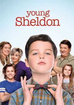 Young Sheldon - 'prequel' to The Big Bang Theory - is narrated by Jim Parsons, who plays grown up Sheldon, and covers his very amusing childhood. Tv Series 2017, Tv Series To Watch, The Big Theory, Big Bang Theory, Naive, New Movies, Movies And Tv Shows, Chuck Lorre, Advanced Mathematics