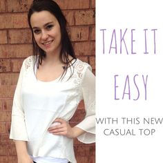 We have lots of new arrivals, but this is one of our favorites! With this top, you can dress it up or down and still look super cute!   www.fragrancesunlimited.net