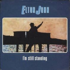 1983 7 inch vinyl sleeve (UK) Elton John Blue Moves, Elton John Live, Elton John Friends, Benny And The Jets, Stars On 45, Dont Let The Sun, Crocodile Rock