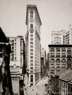 German American Building, New York
