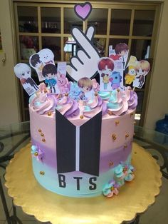 Army Birthday Cakes, Funny Birthday Cakes, 13 Birthday Cake, Bithday Cake, Bts Cake, Cake For Boyfriend, Bts Birthdays, Bts Merch, Cute Desserts