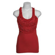 SWEET COLOR Embellished Racerback Tank,RED,S Sweet Color http://www.amazon.com/dp/B00MES1B7M/ref=cm_sw_r_pi_dp_0G.3tb1478M8B42P