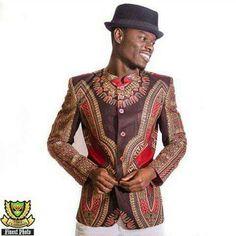 Masala jacket brown