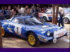 Lancia Stratos - B Darniche Subaru Impreza Wrc, Lancia Delta, Volkswagen Polo, Toyota Celica Gt, S2000, Renault 5 Turbo, Peugeot, Porsche, Dan Gurney