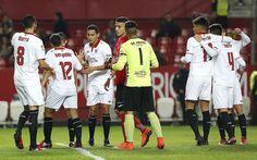 Ganso abre o placar, Sevilla massacra rival e vai às oitavas na Copa do Rei #globoesporte