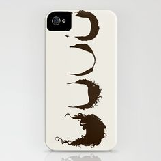 Seinfeld Hair iPhone Case by Bill Pyle - $35.00