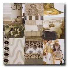 Gold and Yellow Curtain Fabrics