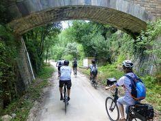 Descubre El Hérault a través de la bicicleta y de sus vías verdes.