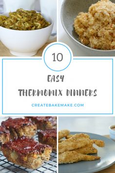 Since I first got my Thermomix a couple of years ago, I've been on the look out for easy family Thermomix dinners that don't take a lot of time to prepare Corn Risotto Recipe, Risotto Recipes, Gnocchi Recipes, Thermomix Recipes Healthy, How To Make Risotto, Midweek Meals, Weeknight Meals, Spinach And Cheese, Food Inspiration