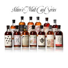 and = a winning combination. Read about the unique Ichiro's Malt Card series here Japanese Whisky, First They Came, Distillery, Scotch, Bourbon, Liquor, Whiskey, Alcohol, Posters