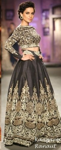 India Couture Week 2014: Anju Modi