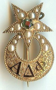 Alpha Delta Phi  1873 Wow!