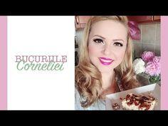 Bucuriile Corneliei: Prajitura Parfeu, o #reteta delicoasa cu nuci si cafea - YouTube Romanian Desserts, Caramel, Sweets, Youtube, Videos, Sticky Toffee, Candy, Gummi Candy, Goodies