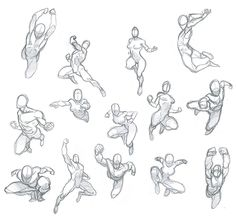 40 trendy drawing poses action artworksYou can find Action poses and more on our trendy drawing poses action artworks Human Anatomy Drawing, Human Figure Drawing, Figure Sketching, Figure Drawing Reference, Gesture Drawing, Anatomy Art, Drawing Poses, Drawing Tips, Action Pose Reference