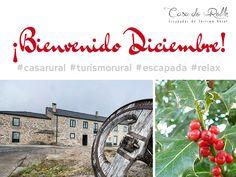 ¡¡Llegó Diciembre, casi sin darnos cuenta!!   Un mes perfecto para programar una escapada a nuestra #casarural y disfrutarla con los #niños, la #familia, en #pareja o con #amigos.  http://casadoroble.com/   #camino #caminodeSantiago #GaliciaElBuenCamino #CaminodelNorte #CasadoRoble #Lugo #Galicia #Guitiriz #sunday #happysunday #escapada #Diciembre #findesemana #Fiestas #Navidad #Xmas #turismorural #hollidays #relax #peregrino #naturaleza #paz #bosque #descanso — en Casa do Roble.