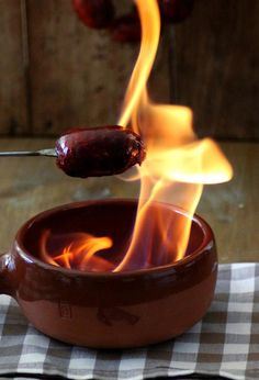 CHORIZOS AL INFIERNO #ClippedOnIssuu from WHOLE KITCHEN Magazine nº 12