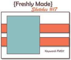 Freshly Made Sketches: Freshly Made Sketches #17-A Sketch by Rita Wright