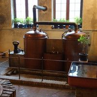 Small microbrewery in Detenice