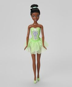 Take a look at this Tiana Disney Princess Ballerina Doll by Disney Princesses Collection on #zulily today!