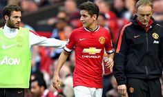 Ander Herrera, The Spanish Midfielder Injured & will Miss The Next EPL Match Manchester United vs Everton on Sunday.