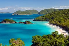 Trunk Bay, in the US Virgin Islands. My favorite vacation spot (so far)! Vacation Destinations, Vacation Trips, Dream Vacations, Vacation Spots, Vacation Travel, Vacation Places, Beach Vacations, Beach Trip, Oh The Places You'll Go