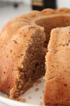 AllmytrueColors: Omenakaneli-kuivakakku Sweet Recipes, Cake Recipes, Pound Cake, I Love Food, Yummy Cakes, No Bake Cake, Food Pictures, Food And Drink, Cooking Recipes