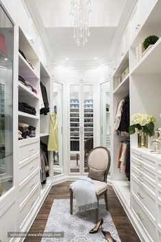 Роскошные гардеробные в современном дизайне интерьера #гардеробная #встроенныешкафы #гардеробнаякомната #дизайн #мебель
