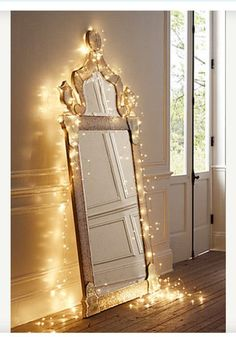 LED String Lights Fairy Lights 100 LEDs Strings for Home Wall Garden Patio Wedding Bedroom Christmas Outdoor Xmas Approved (Warm White) My New Room, My Room, Rest Room, Spare Room, Dorm Room, Starry String Lights, Twinkle Lights Decor, String Lighting, String Lights In The Bedroom