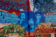 urbanartbomb #graffiti #bombing #graff #streetart - http://urbanartbomb.com/hendrix_graffiti/ - graffiti - Urban Art Bomb